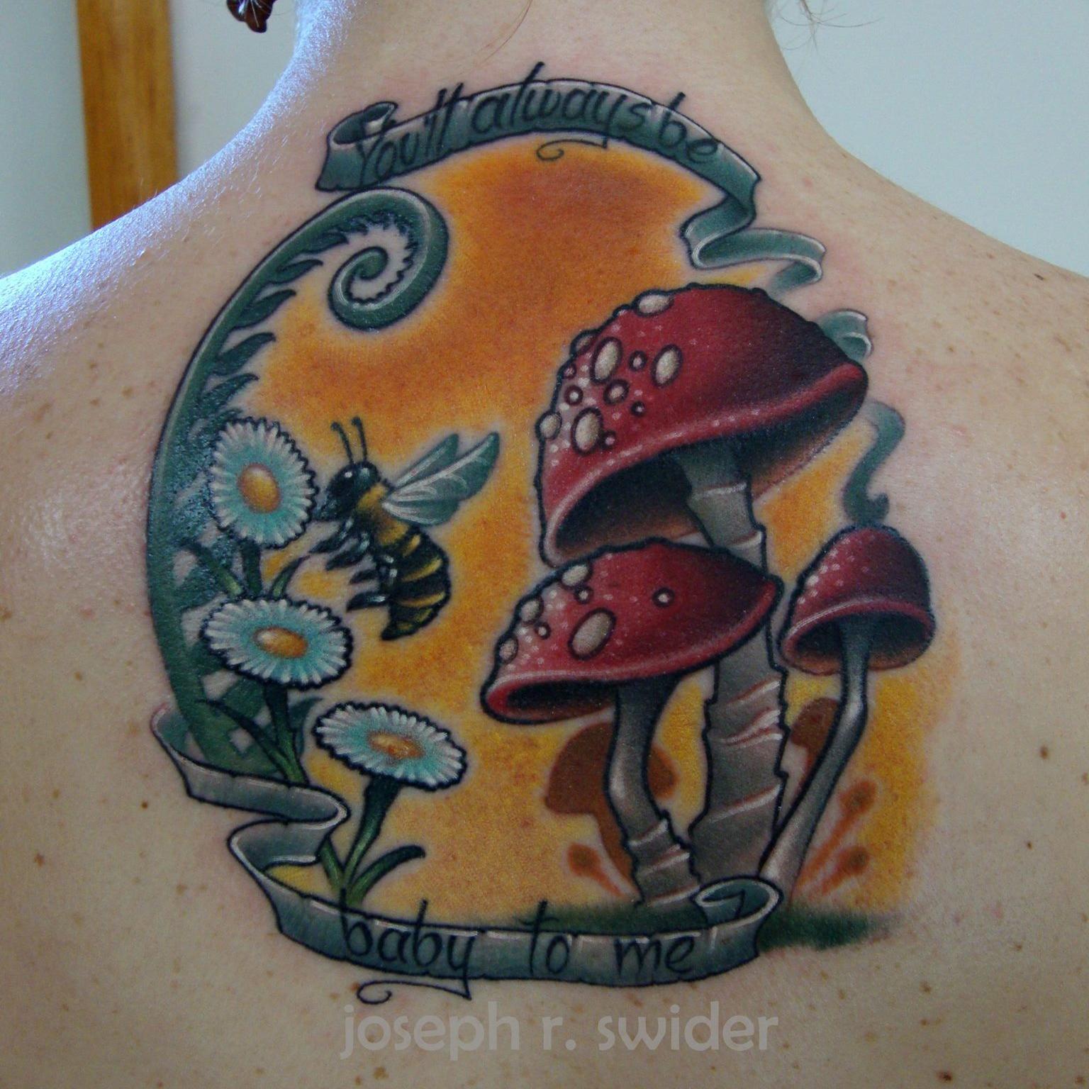Connecticut Tattoo Artist Portfolio - Joe Swider • Cracker Joes Tattoo